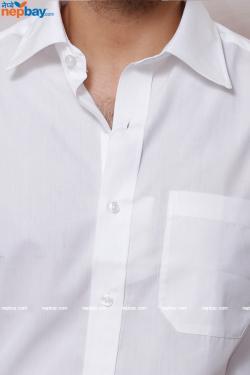 Men's Formal Shirt - 100% Cotton - Full Shirt, Slim Fit - (A0399)