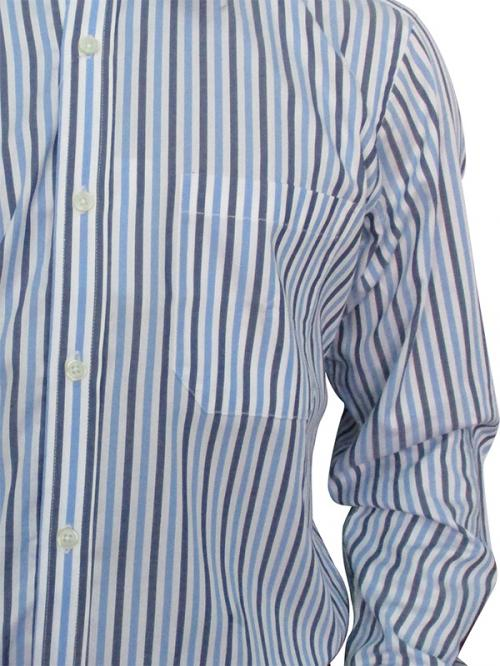 Men's Formal Shirt - Chief Value Cotton - Full Shirt Slim Fit - (A0098)