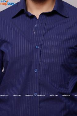 Men's Formal Shirt - UV Studio - (UVS 71171)