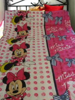 Micky Printed Kid's Blanket - (GW-BK-044)
