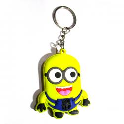 Minnions Leather Key Chain - (TP-080)
