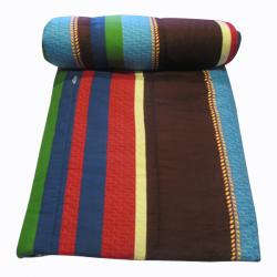 Mixed Color Printed Summer Blanket - (GW-BK-022)