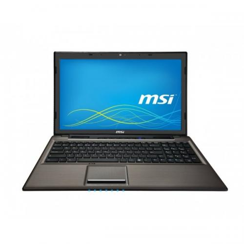 MSI Classic Series Notebook with 2GB Graphic Card(CX61-i3)