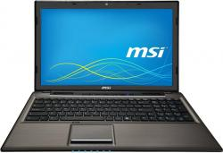 MSI Classic Series Notebook with 2GB Graphic Card(CX61-i5)