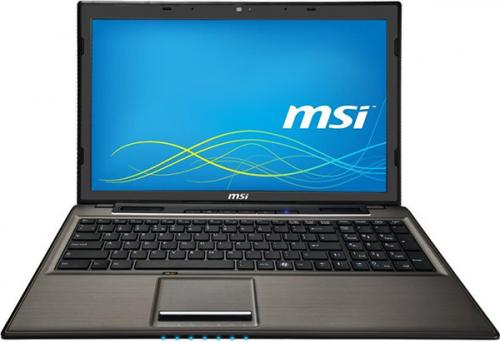 MSI Classic Series Notebook with 2GB Graphic Card(CX61-i7)