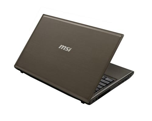 MSI Laptop (Classic Series) CR61 3M AMD A4-5000