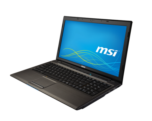 MSI Laptop Classic Series (CR61-3M-E1)