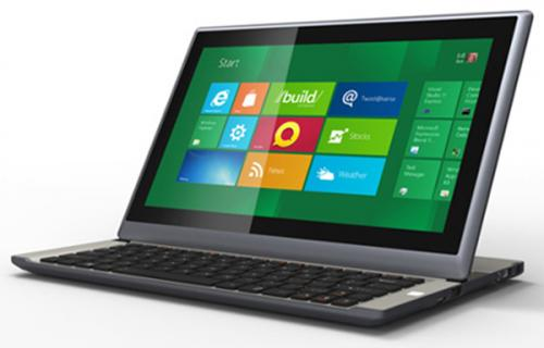 Msi Ultra Book (NB+Tablet) (S20)