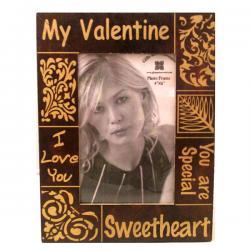 My Valentine Photo Frame - (ARCH-446)