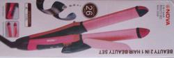 Nova 2 in 1 Hair Straightener - (NHC-2009)