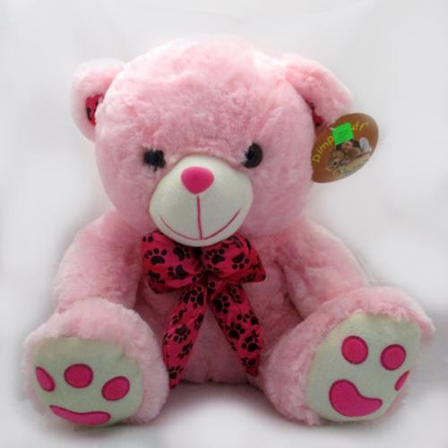 Occasion The Perfect Gift Shope Pink Teddy Bear Soft Toy - (ARCH-268)