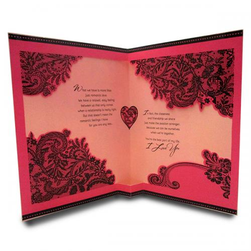 Our Love Is Incredibly Special Card - (ARCH-464)