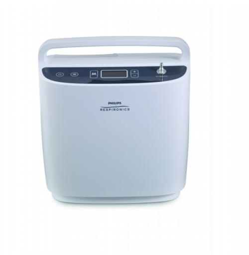 Oxygen Concentrator - Ultra Portable w/ Battery Backup & Strolley