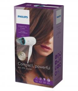 Philips BHD006/00 White Hair Dryer - (BHD006/00)