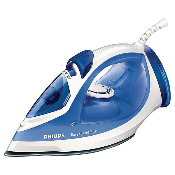 Philips GC2046/20 EasySpeed Steam Iron - (GC2046/20)