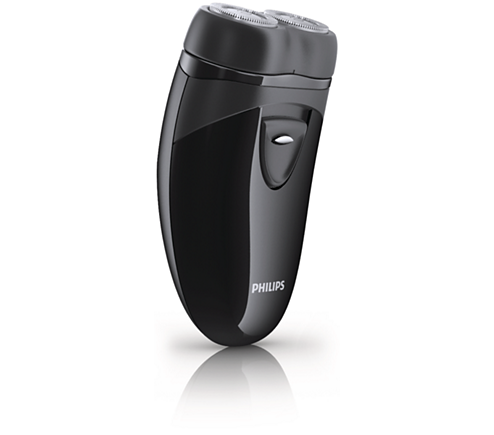 Philips PQ202 Electric Shaver With Two Floating Heads - (PQ202)