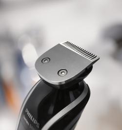 Philips QG3371 Multigroom Waterproof Grooming Kit Beard, head & detail hair - (QG3371/16)