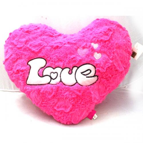 Pink Love Cushion Cover - (ARCH-445)