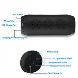 Portable Speaker (JHW-V518)