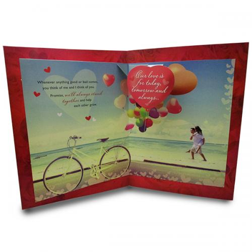 Promise That Can Last Forever Card - (ARCH-454)
