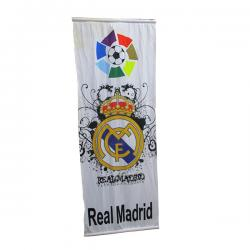 Real Madrid Football Club Flag - (TP-113)