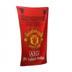 Red Manchester United Towel - (TP-072)