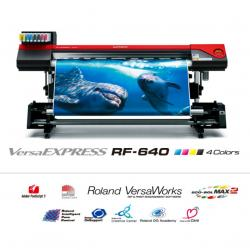 Roland Versaexpress RF-640 High Quality Flex Printer - (HO-007)