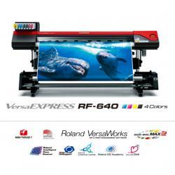 Roland Versaexpress RF-640 High Quality Flex Printer - (HO-007)
