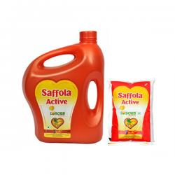 Saffola Active Oil 1 Ltr