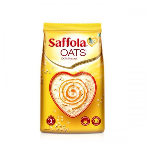 Saffola Natural Oats 400 gm