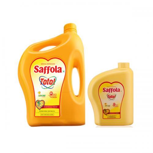 Saffola Total Oil 1 Ltr