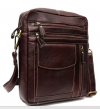 Genuine Leather Messenger Bag MBG199