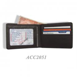Simple Genuine leather wallet ACC2051