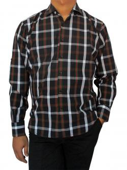 Slim Fit Men's Casual Wear With Full Sleeve - (A0253)