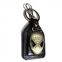 Spiderman Leather Key Chain - (TP-075)