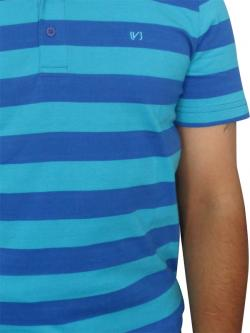 Stylish Polo Neck Casual T-shirts With Half Sleeve For Men - (T1011)