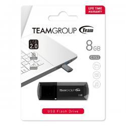 Team Caps Type USB Memory C153 8GB - (TC1538GB01)