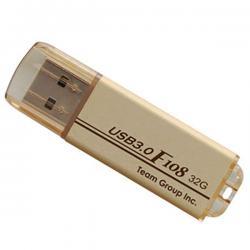 Team F108 USB 3.0 32GB Gold - (TF108332GD01)