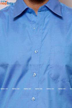 The Classic Men's Shirt - Full Shirt, Regular Fit - (A0178)