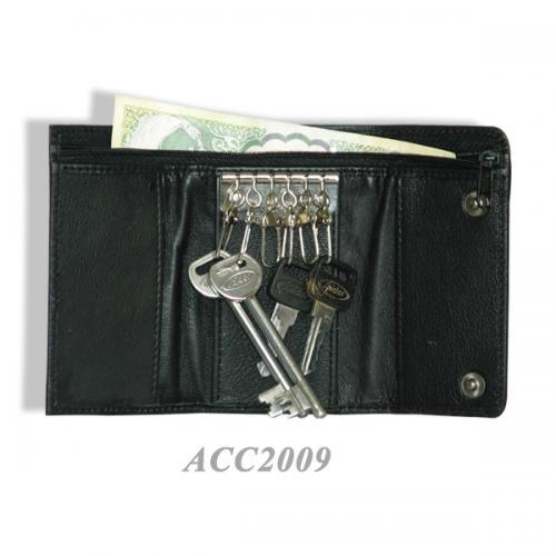 Three Fold Genuine Key Bag ACC2009