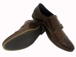 Tight Leather Shoes For Men - (SB-0162)