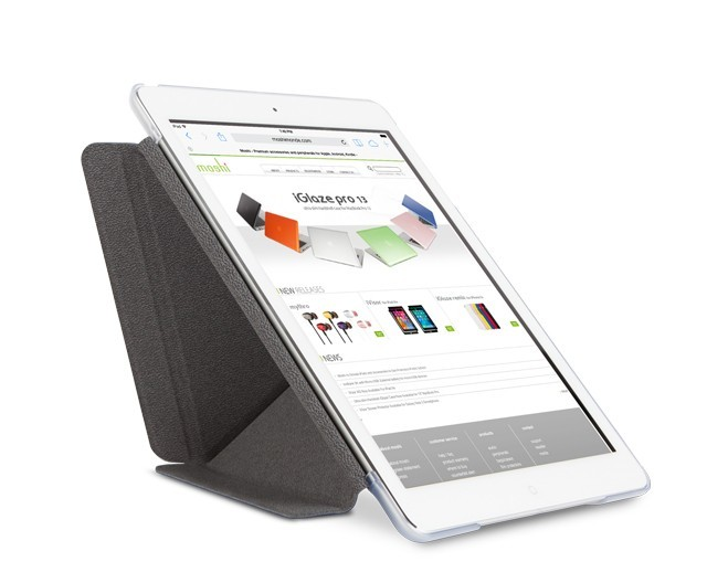 Moshi VersaCover Apple iPad Air Origami Folio review – Tablet2Cases | 528x640