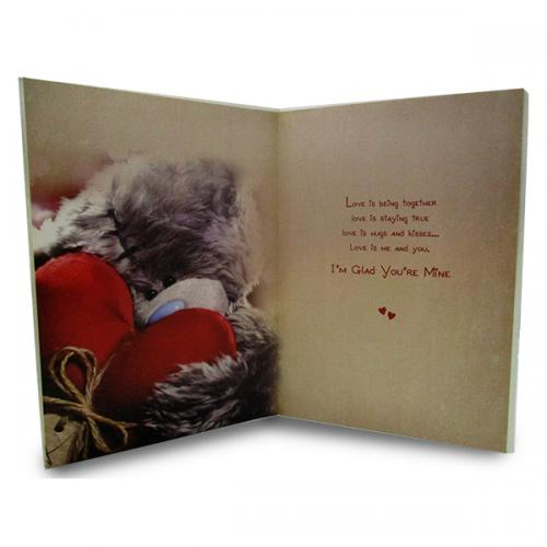 With Lots Of Love Greeting Card - (ARCH-471)
