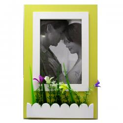 Yellowish Green Small Photo Frame - (ARCH-431)