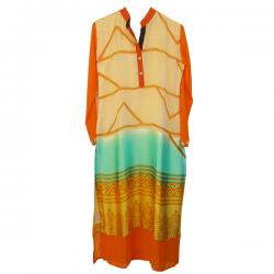 Gorget Long Kurta (RH-12)