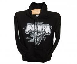 Black Pantera Printed Hood