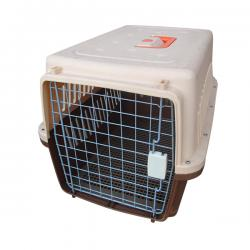 Dog Puppy Cat Pet Travel Carrier Crate Kennel Cage
