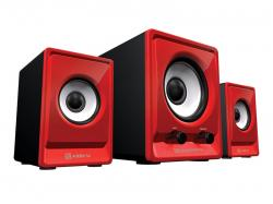 AudioBox Double-Bass Power with Hi-Energy Feflex Panel Design Speaker