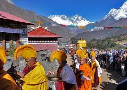 Mani Rimdu Thame Monastery, Everest Region (19-21 Oct 2014)