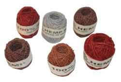 Hemp 'D' Thread Ball (DT-DB-001) - Per Piece